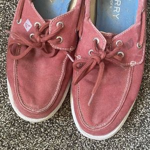Speedy loafers top-siders boat shoes canvas